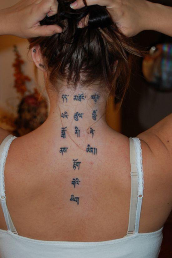 Татуировки тату иероглифы татуировки